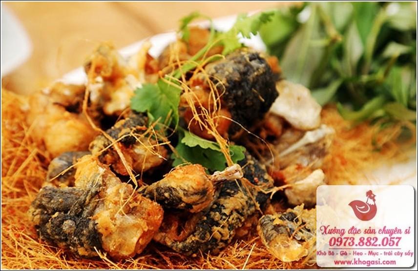 Ếch núp lùm- Món ngon lạ Sài Gòn