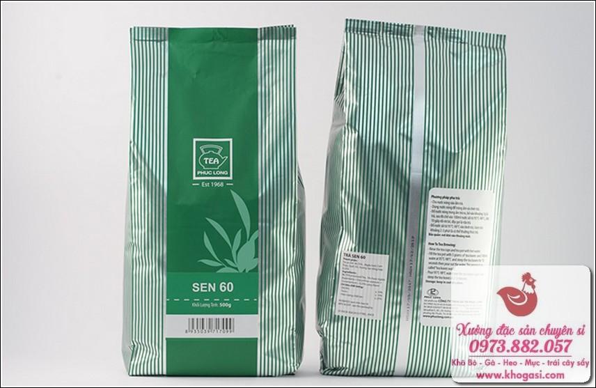 Trà Phúc Long - Thương hiệu trà làm nên tên tuổi của trà Sài Gòn