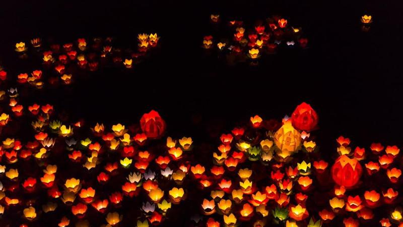 Phong tục thờ cúng cô hồn ở Trung Quốc