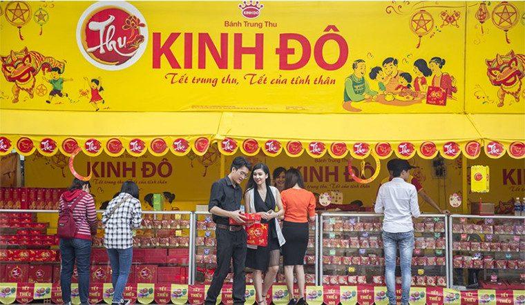 Mua bánh trung thu Kinh Đô ở đâu?  Bảng giá bánh trung thu Kinh Đô 2020