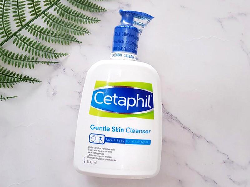 Sữa rửa mặt Cetaphil