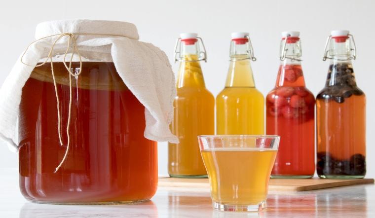 Tổng hợp công thức pha trà Kombucha vừa ngon vừa dễ uống