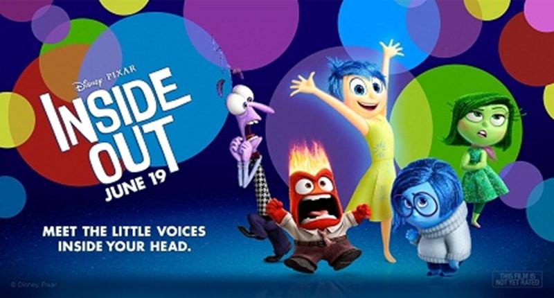 Inside Out - Những mảnh ghép đầy cảm xúc