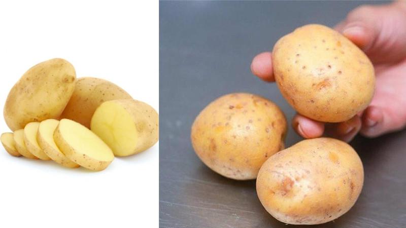 Làm thế nào để chọn một củ khoai tây ngon?