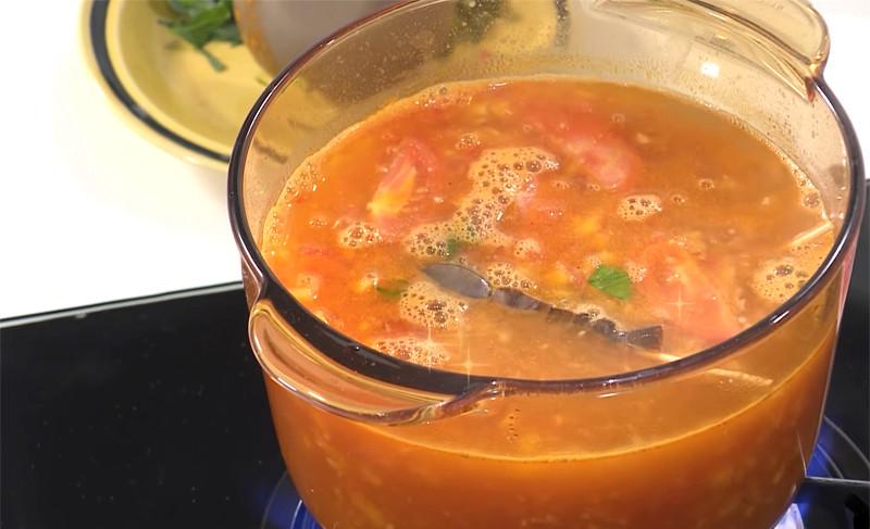 Cách làm lẩu chua cay