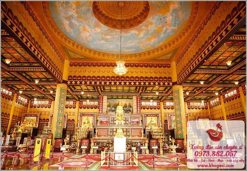 Quần thể đền thờ Đại Nam