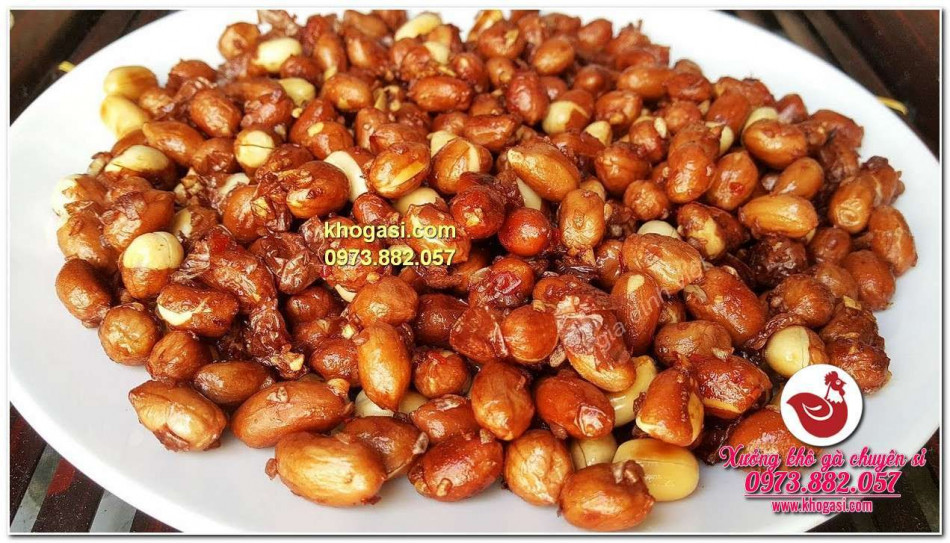 dinh dưỡng đậu phộng