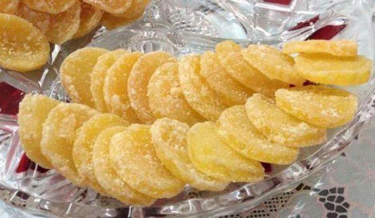 Cách làm mứt khoai tây độc đáo, lạ miệng để đãi khách