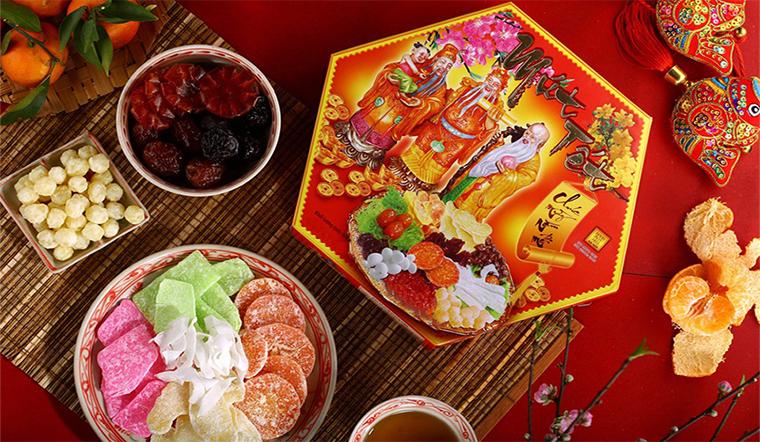 Mứt Tết có ý nghĩa thế nào trong lòng người Việt