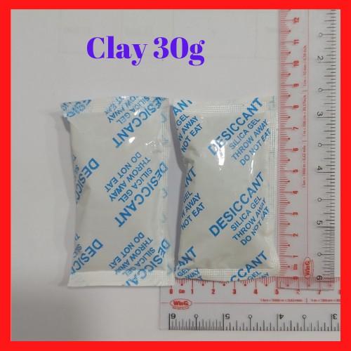 Gói hút ẩm Clay Desiccant 30g