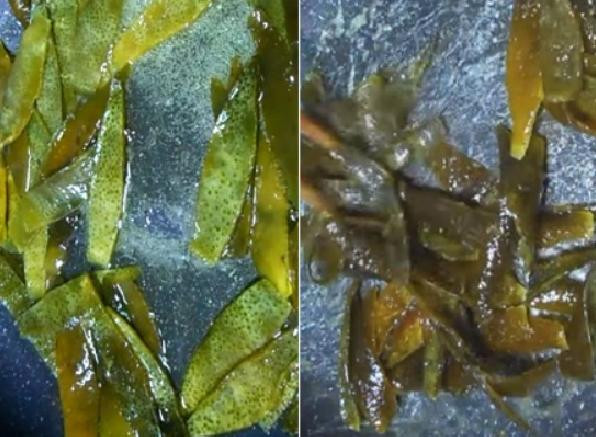 Cách làm mứt vỏ cam dẻo thơm ngon mà không bị đắng - 15