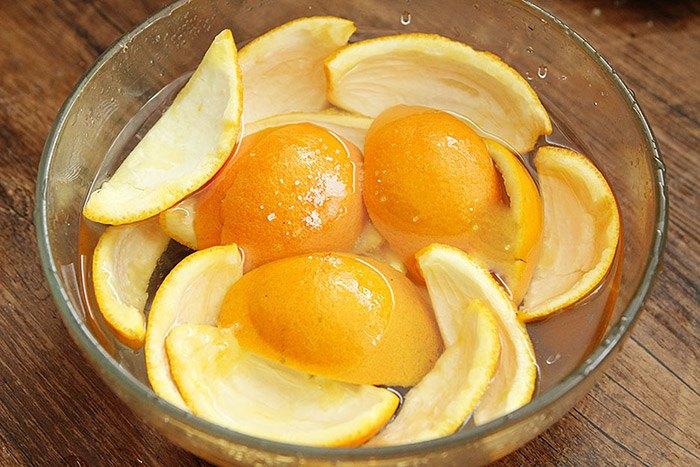 Nhanh tay làm mứt vỏ cam vừa trị ho ngày lạnh, vừa để dành đãi khách ngày Tết - 3