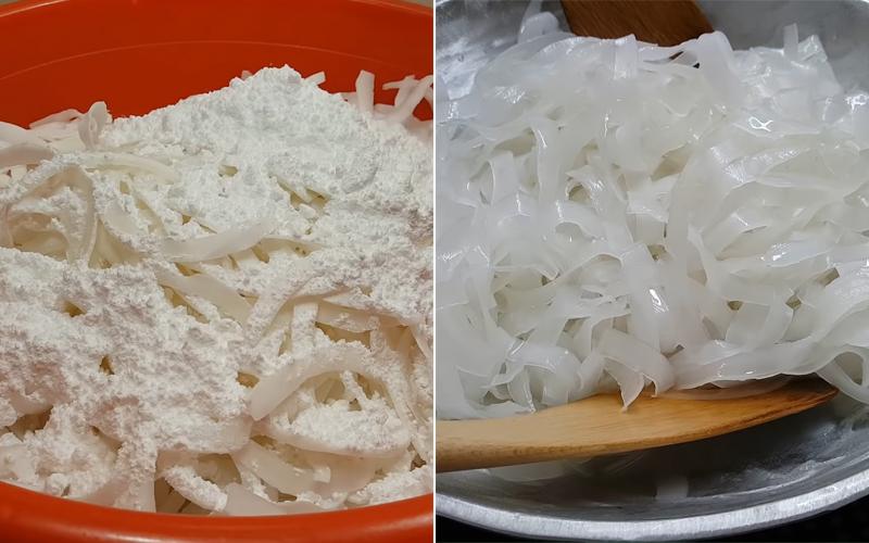 Mẹo chữa mứt dừa không bị cháy đường, keo lại và không kết tinh