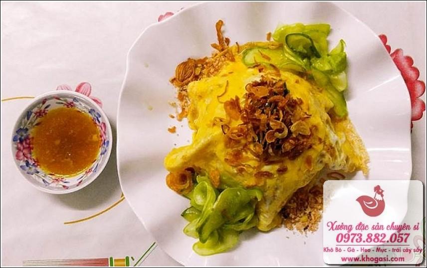 Gà trùm mền- Món ngon lạ Sài Gòn