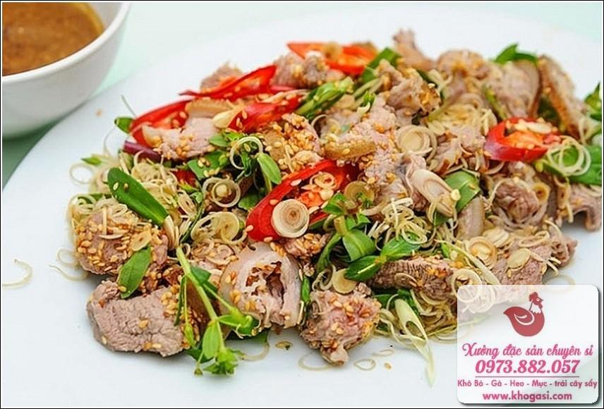 Dê xối sả - Món ngon lạ Sài Gòn