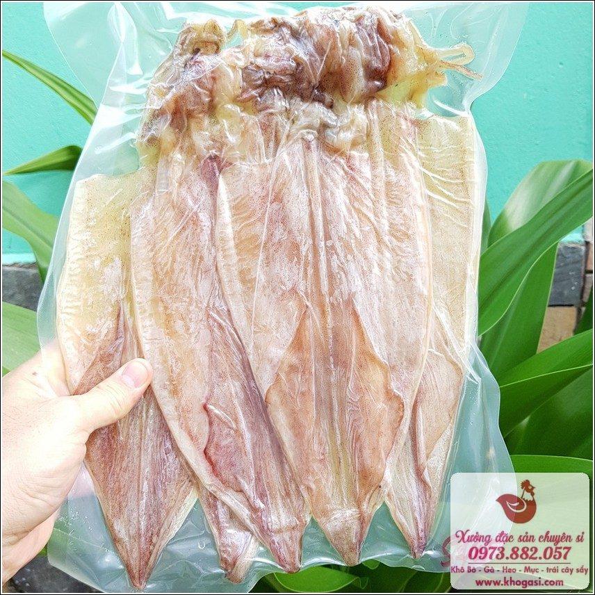 Khô mực- Đặc sản Việt Nam