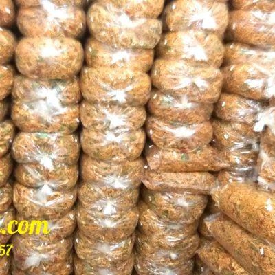 Khô gà lá chanh sỉ giá rẻ, mua khô gà sỉ chỉ từ 5kg
